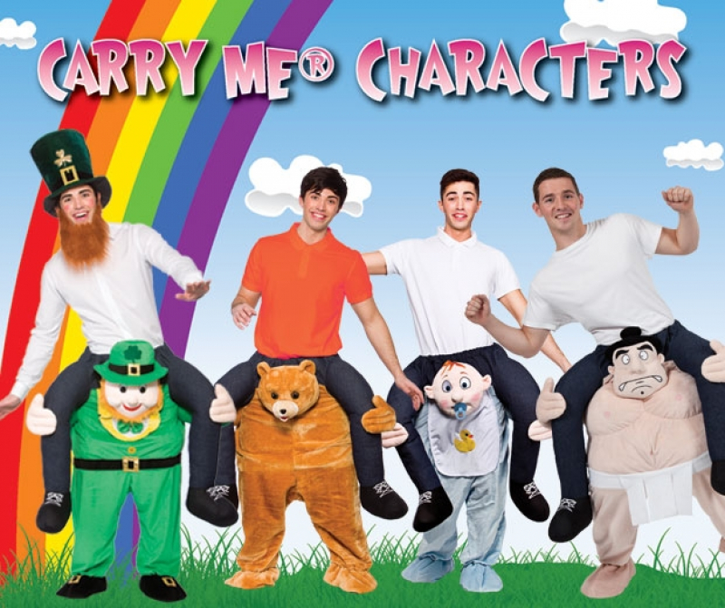 Carry Me Characters